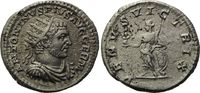 Antoninian, 213-217 Römisches Reich, Caracalla, 198-217 rauhe OF, ss  65,00 EUR  zzgl. 6,40 EUR Versand