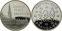 100 Francs 1996 Frankreich, Famous Monuments of Europe - Grand' Place, ... 35,00 EUR  zzgl. 6,40 EUR Versand