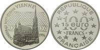 100 Francs 1996 Frankreich, Famous Monuments of Europe - Stephansdom, W... 35,00 EUR  zzgl. 6,40 EUR Versand