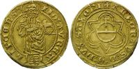 Goldgulden, o.J. Sachsen, Albrecht, 1485-1500 sehr selten, ss  1950,00 EUR  zzgl. 9,40 EUR Versand