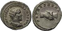 Antoninian, 238 Römisches Reich, Pupienus, 238 ss-vz  650,00 EUR  zzgl. 9,40 EUR Versand