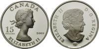 15 Dollars 2009 Kanada, Elisabeth II., PP  50,00 EUR  zzgl. 6,40 EUR Versand