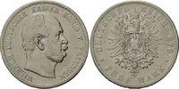 5 Mark 1876 Preussen, Wilhelm I., 1861-1888, s-ss  25,00 EUR  zzgl. 6,40 EUR Versand