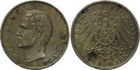 3 Mark 1911 Bayern, Otto, 1886-1913, ss  17,00 EUR  zzgl. 6,40 EUR Versand