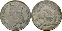 50 Cents 1828 USA, Liberty Caped, ss-vz  180,00 EUR  zzgl. 6,40 EUR Versand