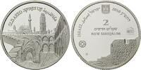 2 New Sheqalim 2010 Israel, UNESCO Welterbestätten - Akkon, PP  95,00 EUR  zzgl. 6,40 EUR Versand