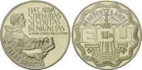 25 Ecu 1990 Niederlande, Geert Groote, Etui, Zertifikat, PP  16,00 EUR  zzgl. 6,40 EUR Versand