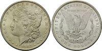 Dollar 1882 USA, Morgan, vz-st  58,00 EUR  zzgl. 6,40 EUR Versand