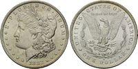 Dollar 1882 O USA, Morgan, vz-st  54,00 EUR  zzgl. 6,40 EUR Versand