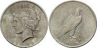 Dollar 1922 USA, Peace, vz+  48,00 EUR  zzgl. 6,40 EUR Versand
