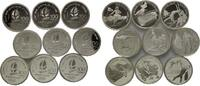100 Francs 1989-1991, Frankreich, 16. Olympische Winterpiele 1992 in Al... 199,00 EUR  zzgl. 6,40 EUR Versand
