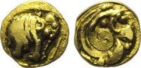 AV Fanam o.J. Indien, Westliche Gangas von Mysore, Anonym, ca.1080-1200... 53,00 EUR  zzgl. 6,40 EUR Versand