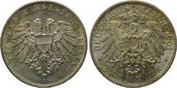 2 Mark 1901, Lübeck, Stadt, f.st/st  436,00 EUR  zzgl. 9,40 EUR Versand
