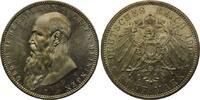 5 Mark 1902, Sachsen-Meiningen, Georg II.,...