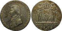 Taler 1802, Preußen, Friedrich Wilhelm III., 1797-1840, vz/st  355,00 EUR  zzgl. 9,40 EUR Versand