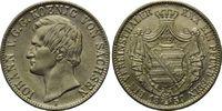 Taler 1859, Sachsen, Johann, 1854-1873, vz  190,00 EUR  zzgl. 6,40 EUR Versand
