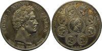 Taler 1828, Bayern, Ludwig I., 1825-1848, vz+  299,00 EUR  zzgl. 9,40 EUR Versand