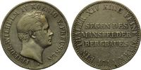 Taler 1844, Preussen, Friedrich Wilhelm IV., 1840-1861, vz  177,00 EUR  zzgl. 6,40 EUR Versand