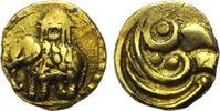 AV Fanam o.J. Indien, Westliche Gangas von Mysore, Anonym, ca.1080-1200... 54,00 EUR  zzgl. 6,40 EUR Versand