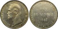 Taler 1869, Sachsen-Coburg-Gotha, Enst II., 1844-1893, st  450,00 EUR  zzgl. 9,40 EUR Versand