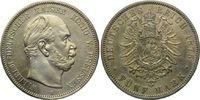 5 Mark 1875, Preussen, Wilhelm I., 1861-1888, vz+  299,00 EUR  zzgl. 9,40 EUR Versand