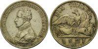 Taler 1821 A, Preussen, Friedrich Wilhelm III., 1797-1840, vz/st  399,00 EUR  zzgl. 9,40 EUR Versand