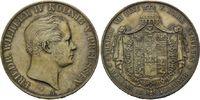 Doppeltaler 1846, Preussen, Friedrich Wilhelm IV., 1840-1861, vz/st  450,00 EUR  zzgl. 9,40 EUR Versand