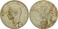 5 Mark 1899, Hessen, Ernst Ludwig, 1892-1918, ss/vz  599,00 EUR  zzgl. 9,40 EUR Versand