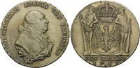 Taler 1797, Preußen, Friedrich Wilhelm II., 1786-1797, vz/st  399,00 EUR  zzgl. 9,40 EUR Versand