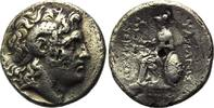 AR Tetradrachme  Griechenland, THRAKIEN. Lysimachos, 323-281 v.Chr., f.ss  235,00 EUR  zzgl. 6,40 EUR Versand