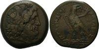 AE 37  Ägypten, Ptolemaios IV., 221-204 v.Chr., f.ss  123,00 EUR  zzgl. 6,40 EUR Versand