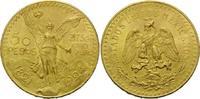50 Pesos 1924, Mexiko, Centenario, vz-st, Rdf.  1690,00 EUR kostenloser Versand