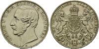 Vereinstaler 1866 B Hannover, Georg V., 1851-1866, f.st-st  167,00 EUR  zzgl. 6,40 EUR Versand