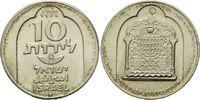 10 Lirot 1974, Israel,  vz  12,00 EUR  zzgl. 6,40 EUR Versand
