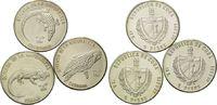 5 Pesos 1985, Kuba, Tierwelt Kubas, st  99,00 EUR  zzgl. 6,40 EUR Versand