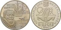 1996 Niederlande, 5 Euro Medaille vz  7,00 EUR  zzgl. 6,40 EUR Versand