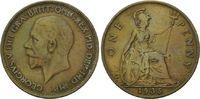 1 Penny 1935, Großbritannien,  ss  5,00 EUR  zzgl. 6,40 EUR Versand