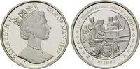 10 Euro 1997, Isle of Man, 10 Euro Medaille, 100. Geburtstag F. Schuber... 13,00 EUR  zzgl. 6,40 EUR Versand