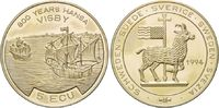 5 Ecu 1994, Schweden, 800 Jahre Hanse, vz aus PP  19,00 EUR  zzgl. 6,40 EUR Versand