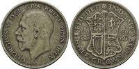 1/2 Crown 1935, Großbritannien, Georg V., 1910-1936, f.ss  7,00 EUR  zzgl. 6,40 EUR Versand