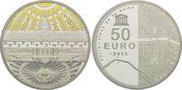 50 Euro 2015, Frankreich, UNESCO - Les Rives de Seine, Invalidendom, Bo... 325,00 EUR  zzgl. 9,40 EUR Versand