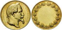 Medaille o.J. Frankreich, Vergoldete Preismedaille unter Napoleon III.,... 80,00 EUR  zzgl. 6,40 EUR Versand
