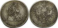 Reichstaler 1692 KB, Ungarn, Haus Habsburg, Leopold I., 1657-1705, ss  300,00 EUR  zzgl. 9,40 EUR Versand