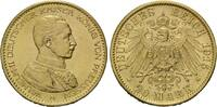 20 Mark 1915 A, Preussen, Wilhelm II., 188...