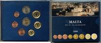 3,88 Euro 2008 Malta, Kursmünzensatz, unz.  13,00 EUR kostenloser Versand