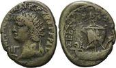 Bil.-Tetradrachme Jahr 13 = 66/67 Römisches Reich, Nero, 54-68,   170,00 EUR kostenloser Versand