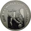 50 Manat 2004, Aserbaidschan, Fußball-WM 2006, PP  39,00 EUR kostenloser Versand