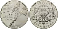 Lats 2004, Lettland, Fußball-WM 2006, PP  24,00 EUR kostenloser Versand
