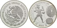 5 Pesos 2006, Mexiko, Fußball-WM 2006, PP  28,00 EUR kostenloser Versand
