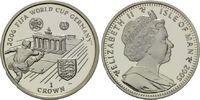 Lot von 2 Münzen 2005, 2006, Isle of Man, Fußball-WM 2006, Britische In... 39,00 EUR kostenloser Versand